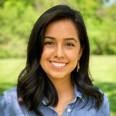 Faby Vallejos is an Education Outreach Specialist for Agape Youth and Family Center